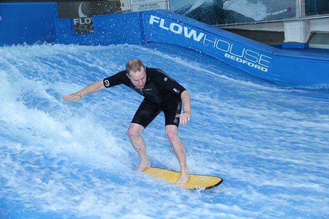 Indoor Surfing Flowrider Bodyflight Bedford Uk Active Outdoors