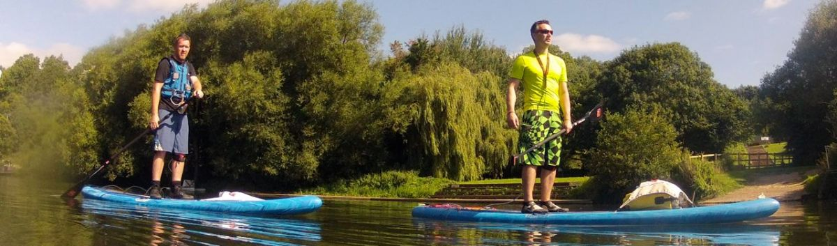 SUP Saltford to Bath on the Bristol Avon