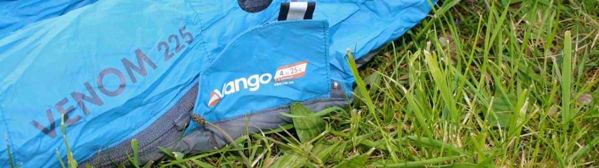 Vango Venom 225 Down Sleeping Bag Review