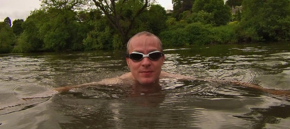 Wild Swimming in the Bristol Avon