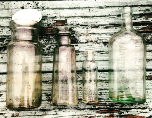Victorian Bottles